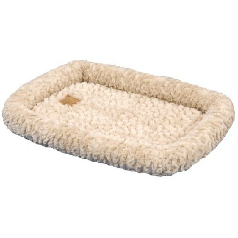 Precision Pet SnooZZy Crate Bumper Bed - Tan